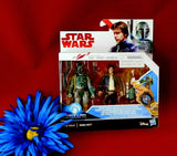 Star Wars Character Force Link Hasbro Disney Action Figures 2 Figures / Pack