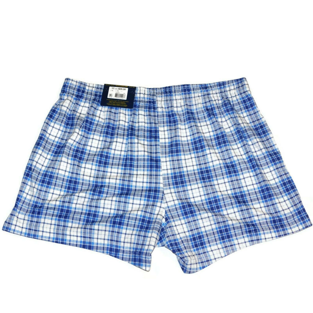 Polo Ralph Lauren Men's Woven Knit Boxers XL L202SR Stripe MSRP $28