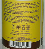 Shea Moisture Lush Length Shampoo w/ Ginseng Root and Horsetail Extract