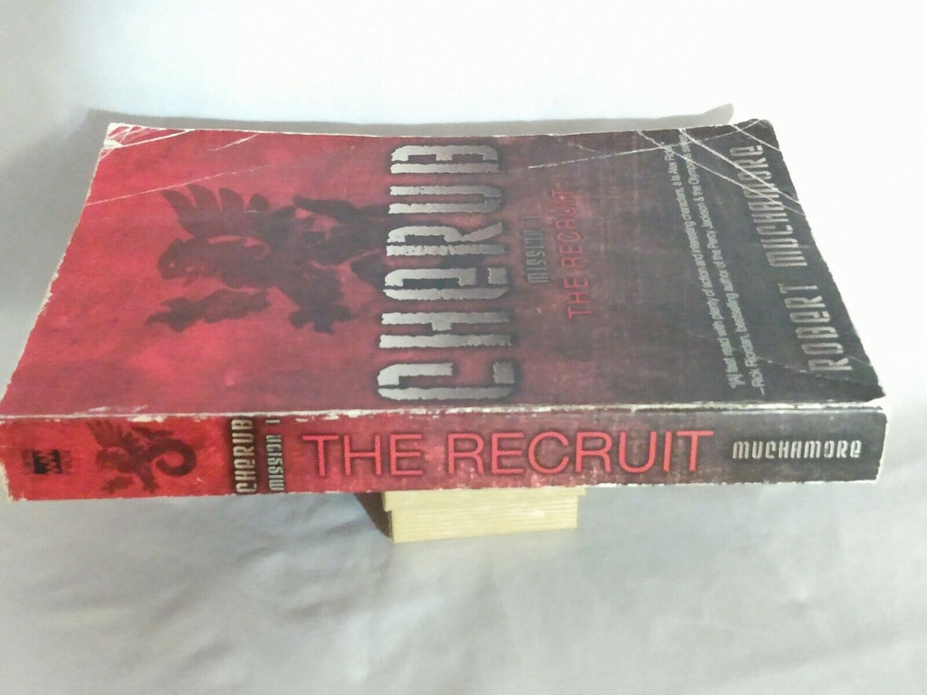 Cherub Mission 1 The Recruit by Robert Muchamore (2010, Trade Paperback)