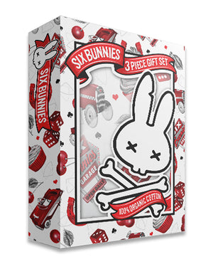 Six Bunnies Giftset-Cherry Garage