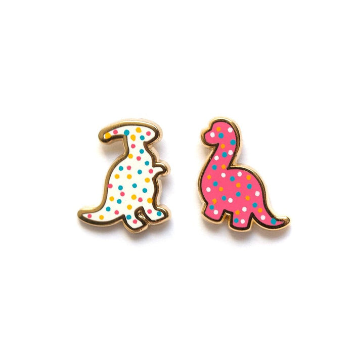 Lux Cups Creative Dino Cookie Earrings
