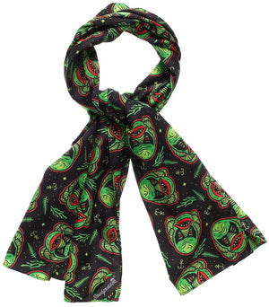 Sourpuss Bad Girl Creature Scarf