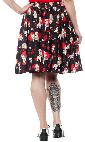 Sourpuss Kewpids Sweets Skirt-Last One!!!