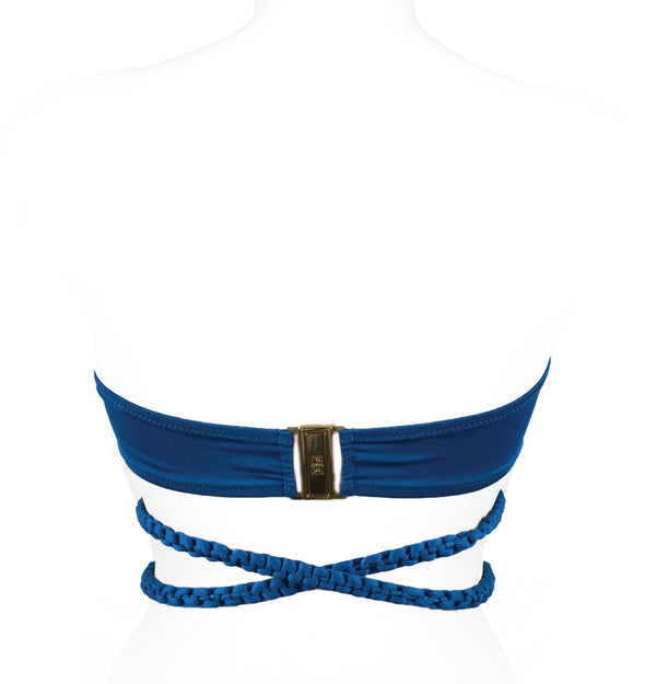 Carol Braided Bandeau Top
