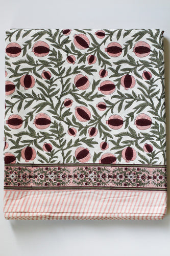 Pomegranate Tablecloth