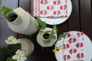 Fall Florals Napkin Set