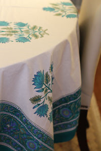 Pennant Tablecloth (5.4x8.85 ft)