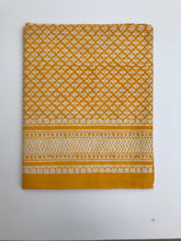 Load image into Gallery viewer, It's Golden Tablecloth (5.5x8.9 ft)