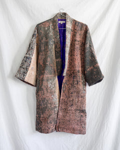Vintage Kantha Kimono Coat - Fall/Winter 2019, no.4