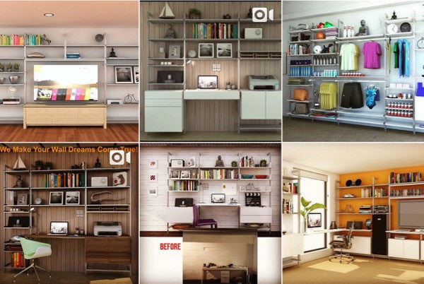 Top Modern Shelving Designs of 2015