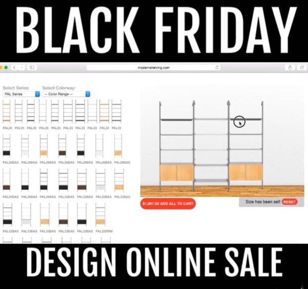 Black Friday Design Online Collection!