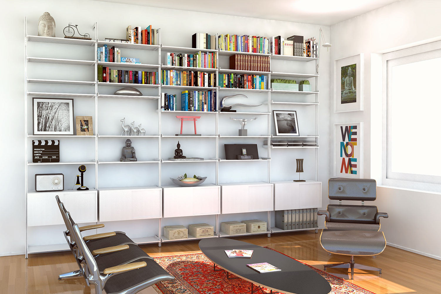Collections – Modern Shelving