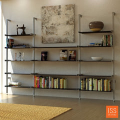 SALE Item - 3-Bay PAL Aluminum Shelving - 114""