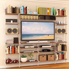 SALE ITEM  4 Bay TV Media Wall