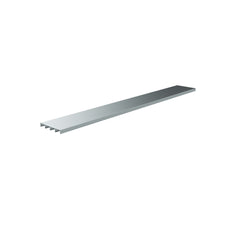"4"" Deep Aluminum Shelf"