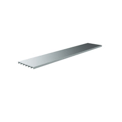 "6"" Deep Aluminum Shelf"