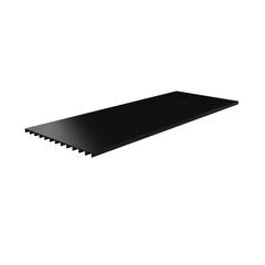 "12"" Deep Aluminum Shelf"