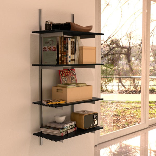 mod24 wall mounted shelving