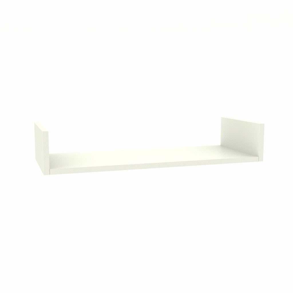 "Shelf with Sides - 12"" Deep"
