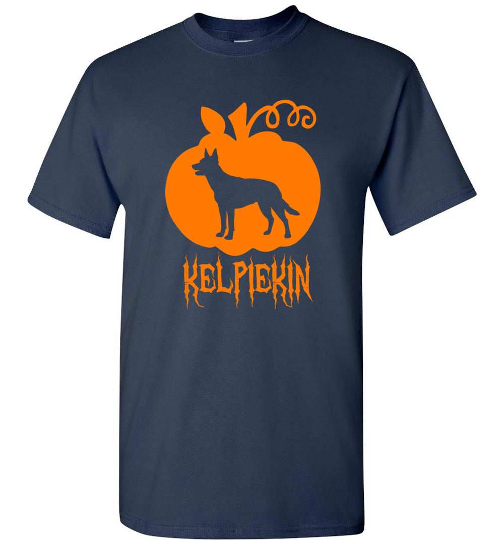 Kelpiekin - Funny Halloween Costume Men and Women Gift Idea - Short-Sleeve T-Shirt - Make better shirt