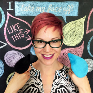 Take My Face Off Founder Amanda McIntosh