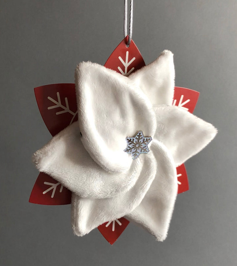 Mitty Mini Poinsettia Gift Set