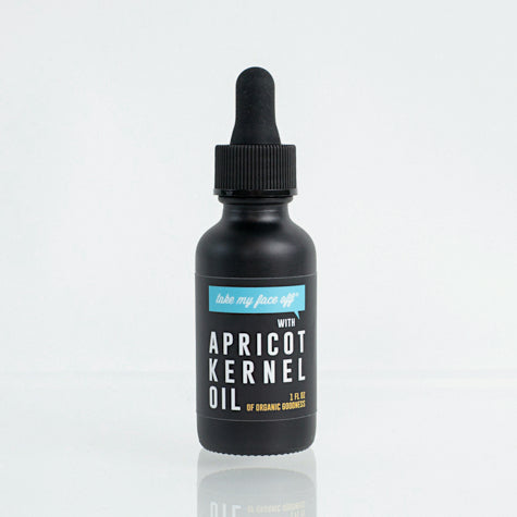 Organic Apricot Kernel Oil For Makeup Removal 1 fl oz