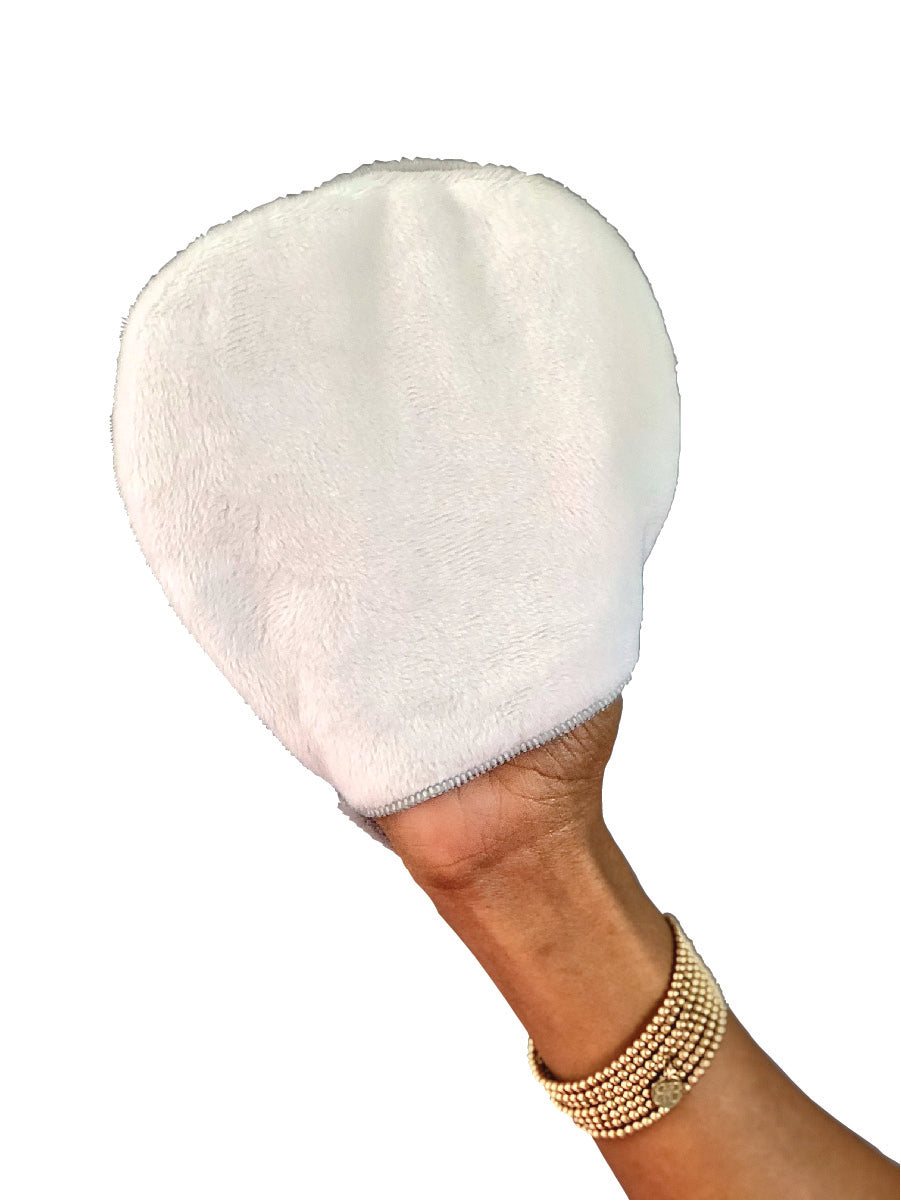 The Mitty® Max Ultra-Gentle, Large Mitt for Face and Body
