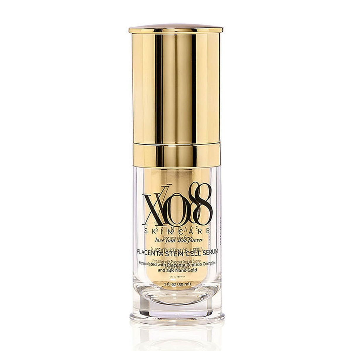 XO8 COSMECEUTICALS - PLACENTA STEM CELL SERUM - Beauty Nook