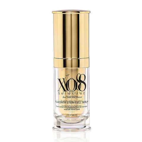 XO8 COSMECEUTICALS - PLACENTA STEM CELL SERUM