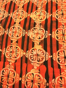 ADIRE: HAND PRINTED WEST AFRICAN PATTERNS