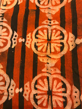 Load image into Gallery viewer, ADIRE: HAND PRINTED WEST AFRICAN PATTERNS