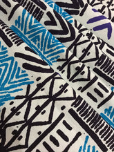 Load image into Gallery viewer, BOGOLAN WOODIN SOFT FURNISHING MADE IN AFRICA PATTERN FABRIC