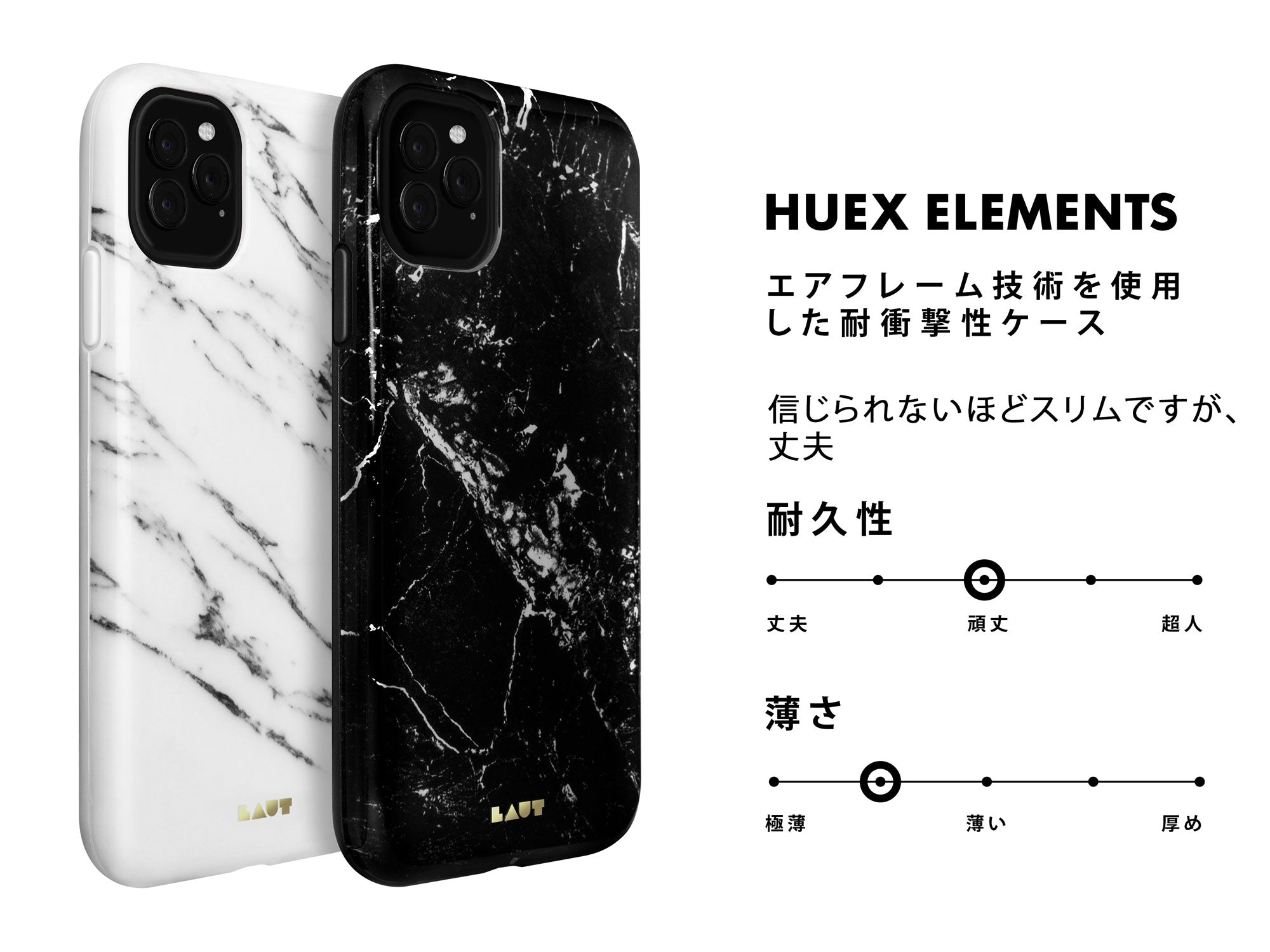 HUEX ELEMENTS for iPhone 11 series