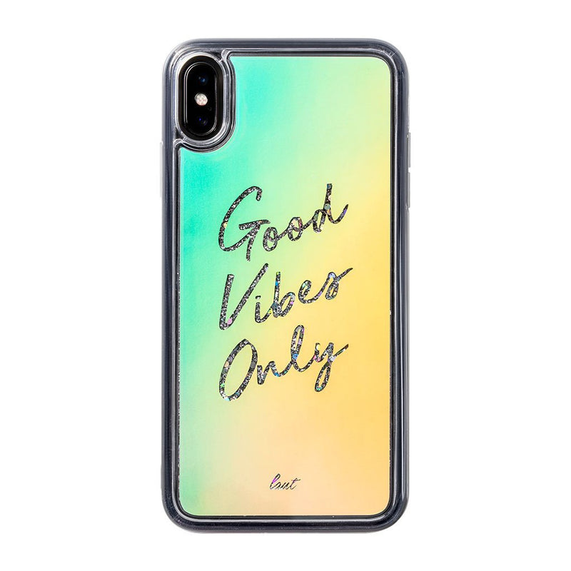 GOOD VIBES ONLY for iPhone XS Max - LAUT Japan