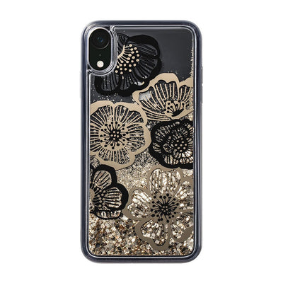FLEUR for iPhone XR - LAUT Japan