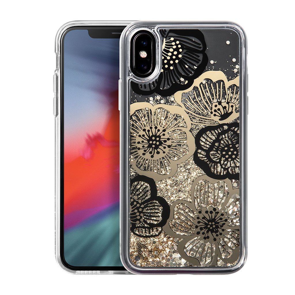 FLEUR for iPhone XS - LAUT Japan