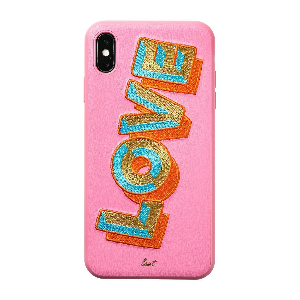 L-O-V-E for iPhone XS Max - LAUT Japan