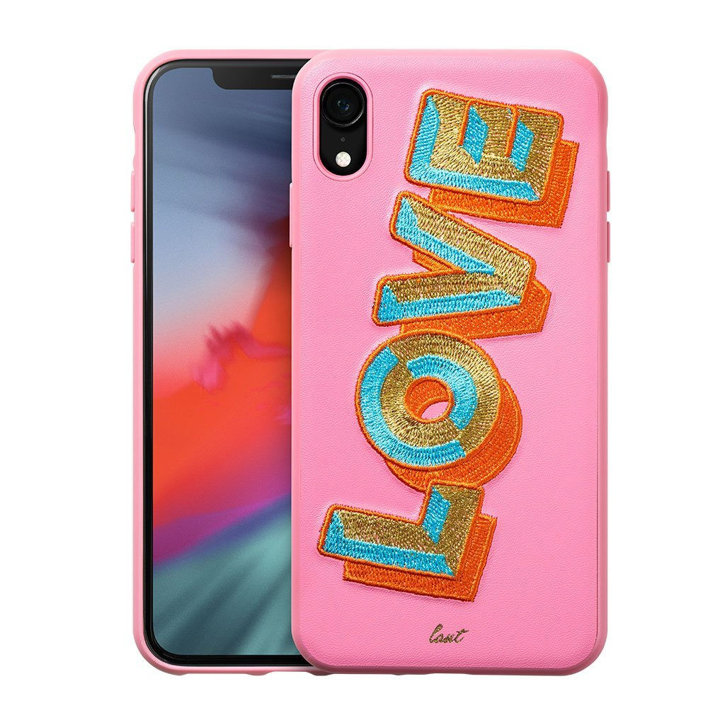 L-O-V-E for iPhone XR - LAUT Japan