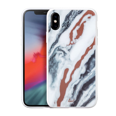 MINERAL GLASS for iPhone XS - LAUT Japan