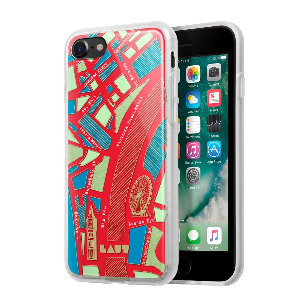 NOMAD London for iPhone SE 2020 / iPhone 8/7 - LAUT Japan