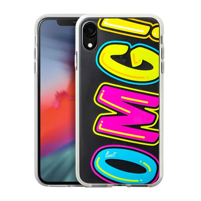 OMG! for iPhone XR - LAUT Japan