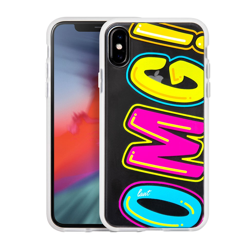 OMG! for iPhone XS - LAUT Japan