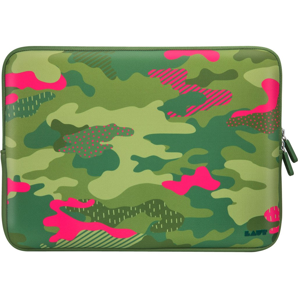 POP CAMO - Tropical Protective Sleeve for MacBook 13-inch - LAUT Japan