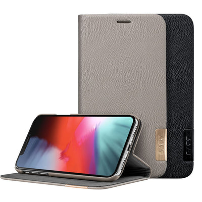PRESTIGE FOLIO for iPhone XS Max - LAUT Japan