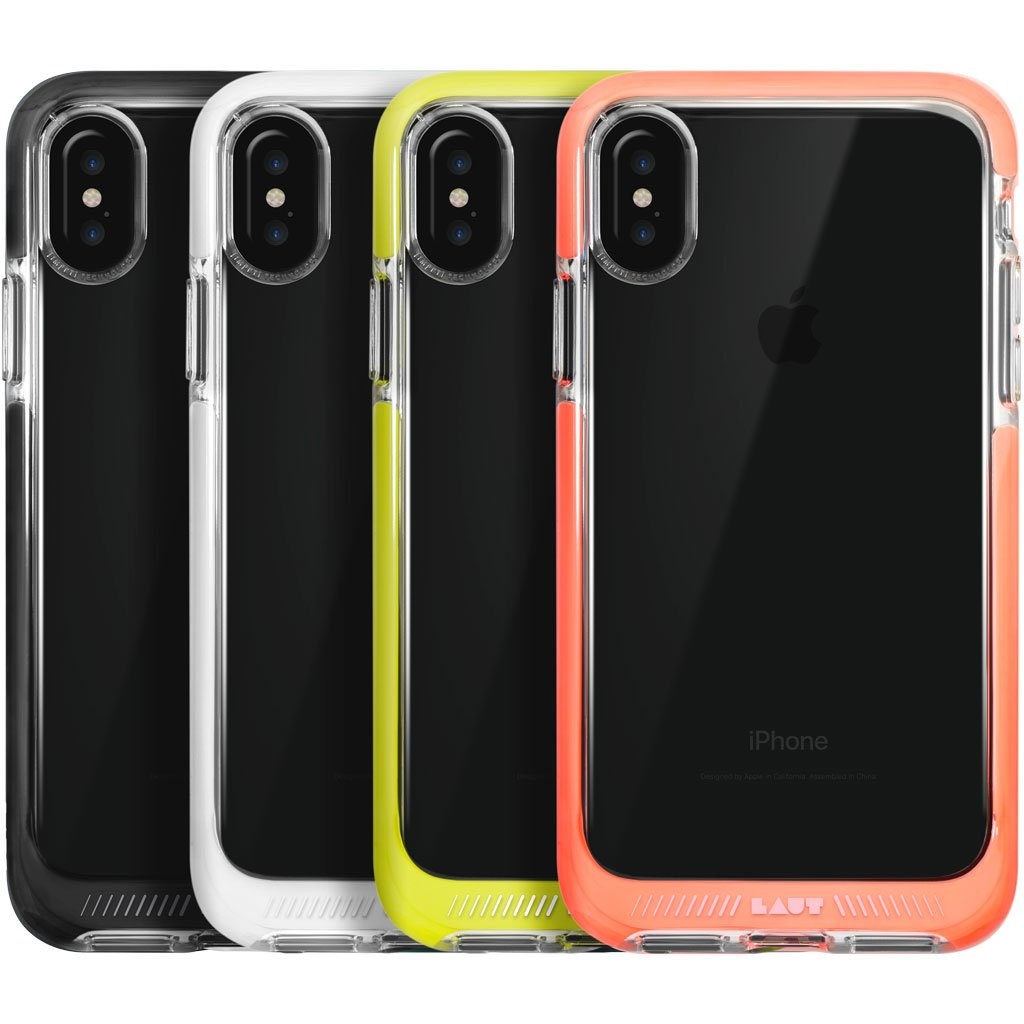 FLURO [IMPKT] for iPhone X - LAUT Japan