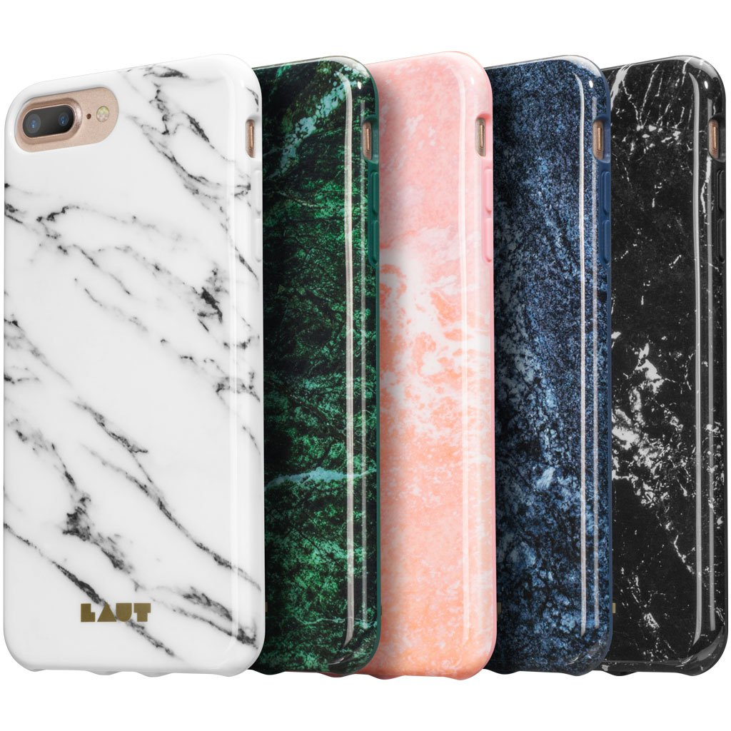 HUEX ELEMENTS for iPhone 8 Plus / iPhone 7 Plus / iPhone 6s Plus / iPhone 6 Plus - LAUT Japan