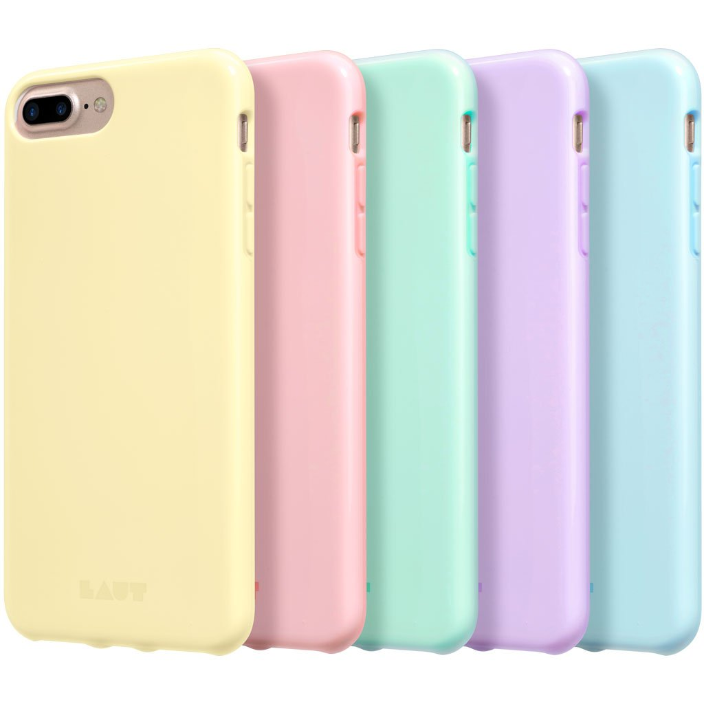 HUEX PASTELS for iPhone 8/7/6s/6 Plus - LAUT Japan