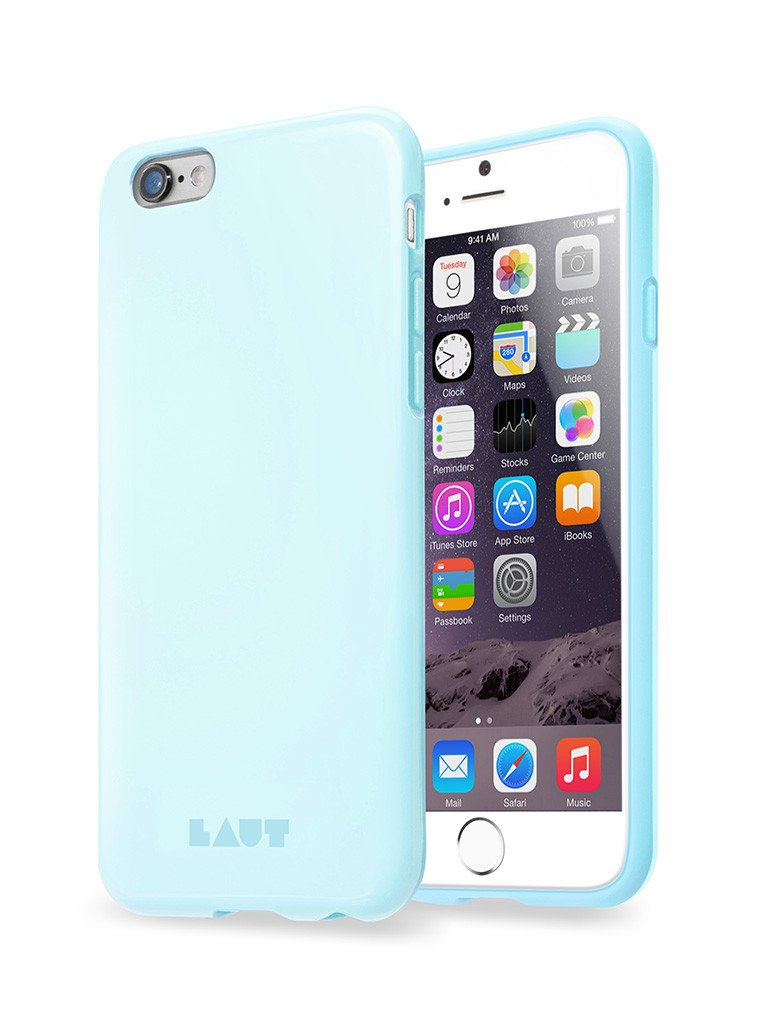 HUEX PASTELS for iPhone 6s/6 - LAUT Japan